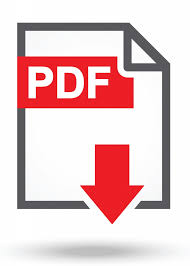 Download PDF Symbol